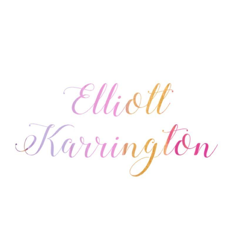 Elliott Karrington   Names   Cute baby girl names, Cute baby