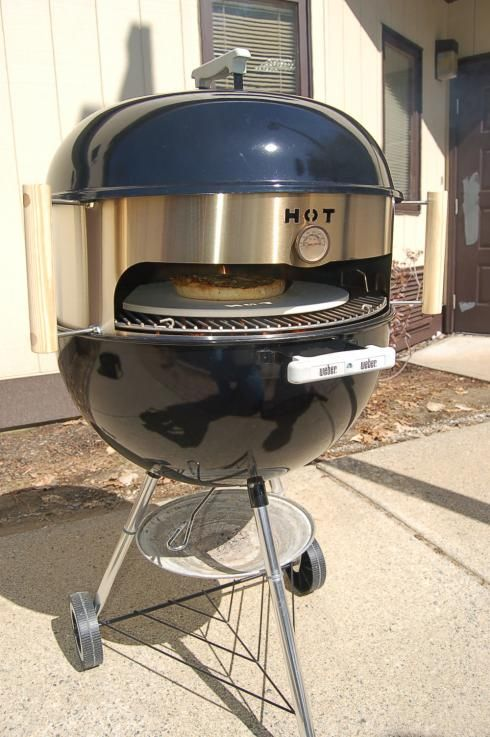 Kettle Pizza Food Truck Pizza Oven Kits Grilling