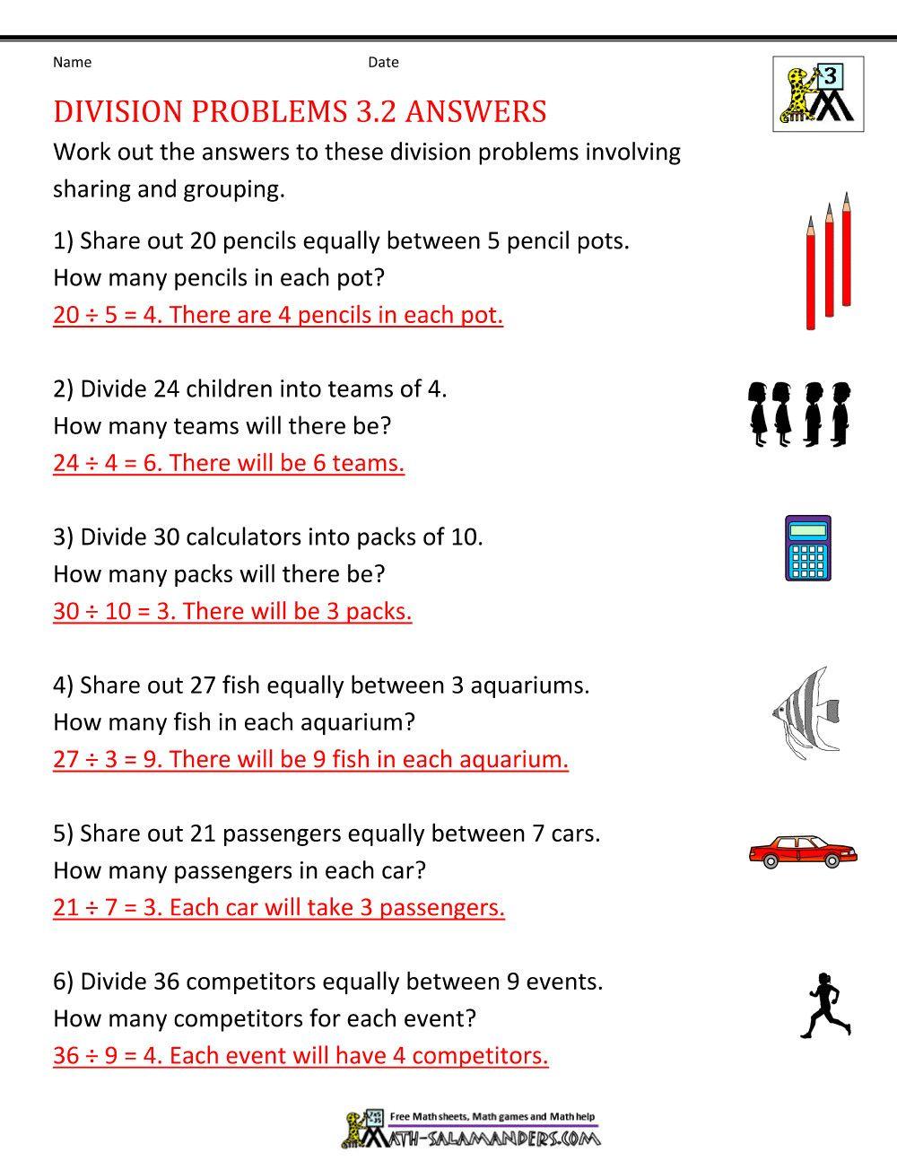 27 Math Problems Worksheets ~ edea-smith [ 1294 x 1000 Pixel ]