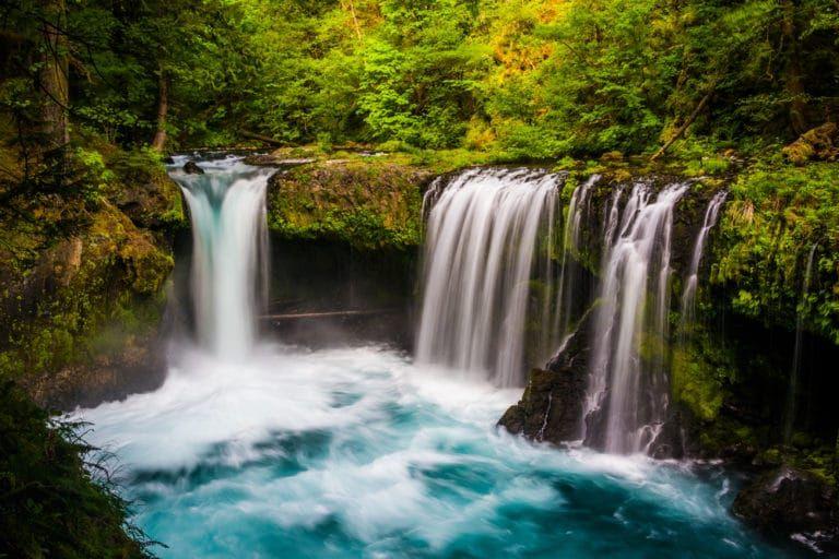 15 amazing waterfalls in washington the crazy tourist in