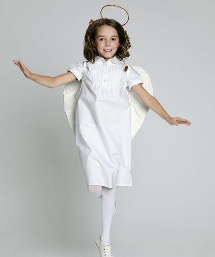 16 Easy DIY Halloween Costumes Costumes, Easy diy halloween - angel halloween costume ideas