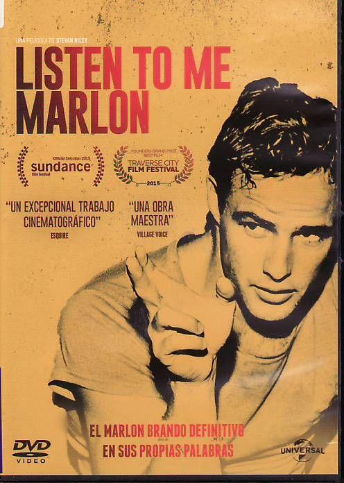 Con acceso exclusivo a su extraordinario archivo personal que incluye cientos de horas de audio grabado en el transcurso de su vida, este es el documental definitivo sobre Marlon Brando. No hay cabezas parlantes, ni entrevistados, sólo Brando sobre Brando y la vida.  http://www.filmaffinity.com/es/film777699.html http://rabel.jcyl.es/cgi-bin/abnetopac?SUBC=BPSO&ACC=DOSEARCH&xsqf99=1818291+