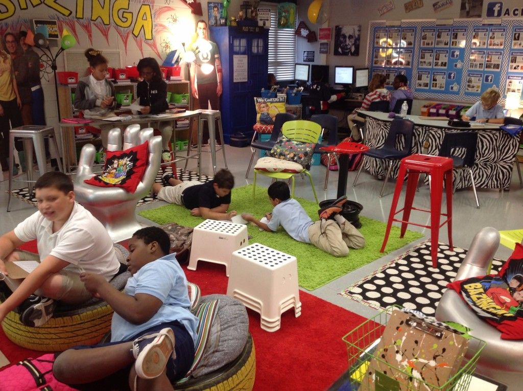Traditional And Modern Classroom Management : Classroom eye candy the learning lounge