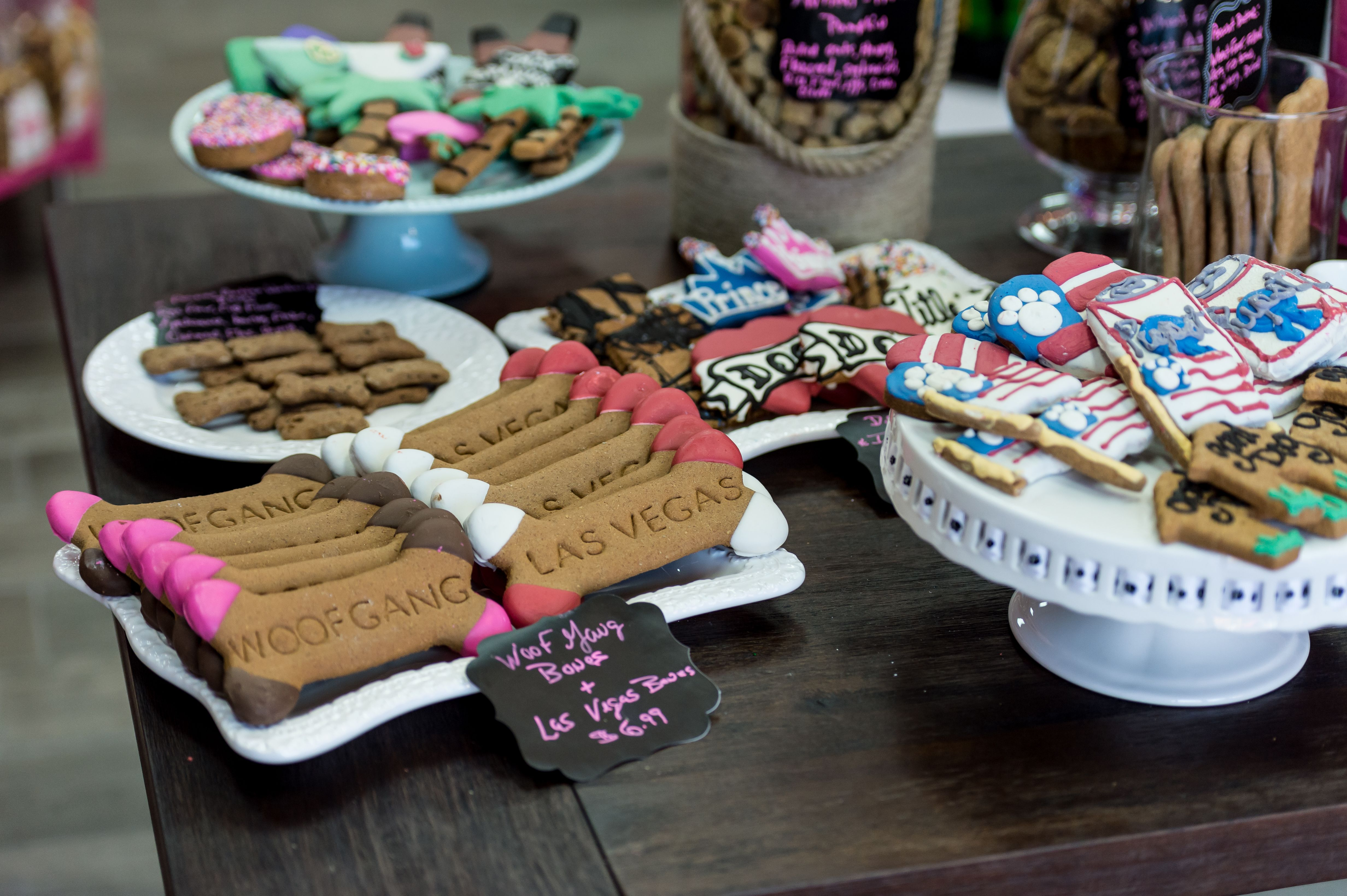 Our Decorated Treats Get Two Paws Up For Being So Yummy Stop By