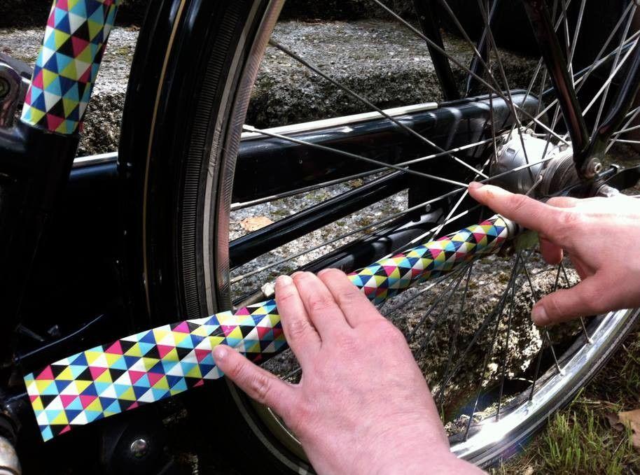 mooxibike Fahrrad Folie DIY | Radl | Pinterest | Fahrräder