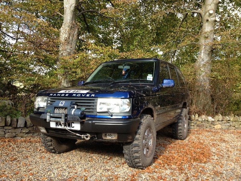 P38 Lift Kit Google Search Land Rover Classics Range Rover