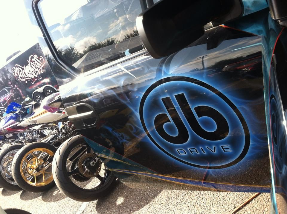 DB Drive At The Tombstone Car Bike Show In McAllen TX DB - Mcallen car show