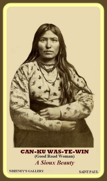 Simply titled Sioux Beauty.
