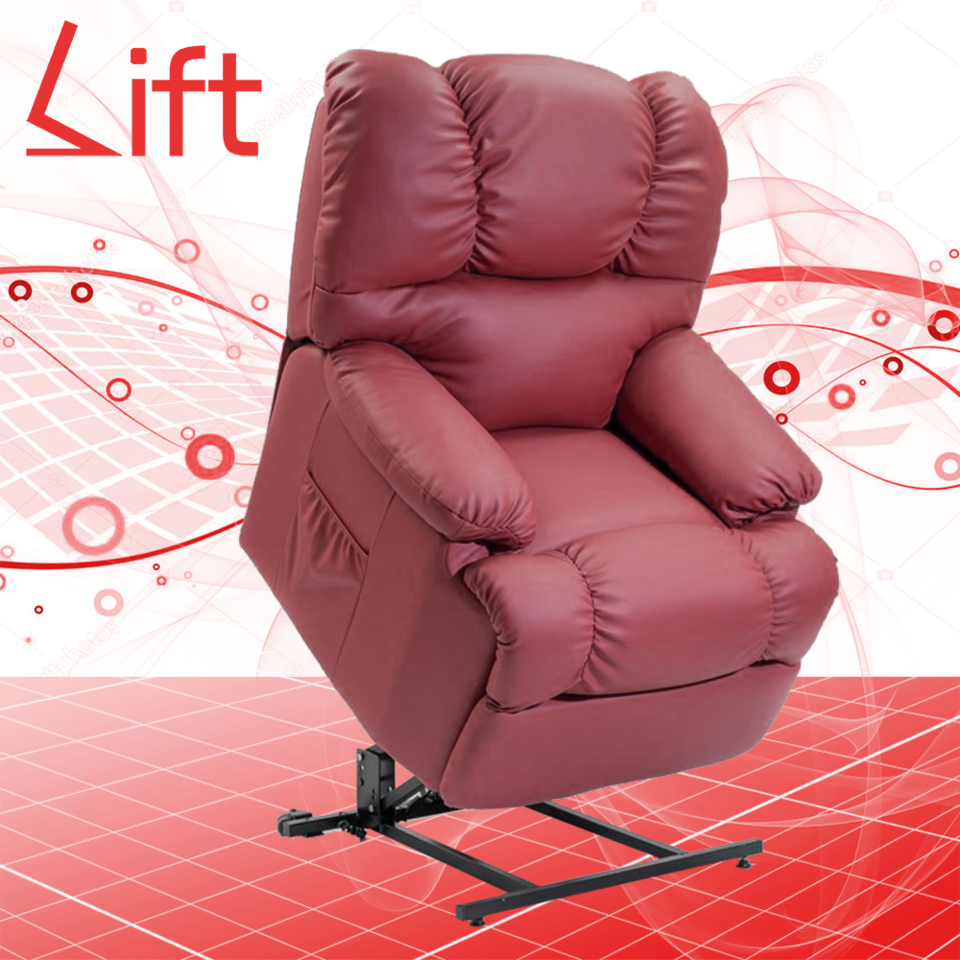 Professional Electric Elderly Chair Remote Control Recliner Chair