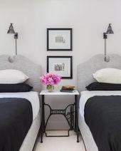 Photo of Basement Guestroom Wood Walls