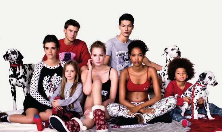 Undercolors of Benetton Fall/Winter 2012-2013 Underwear Collection