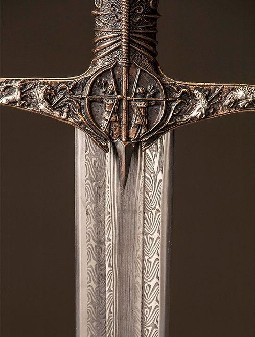 Heartsbane, the House Tarly Valyrian Steel Sword {x