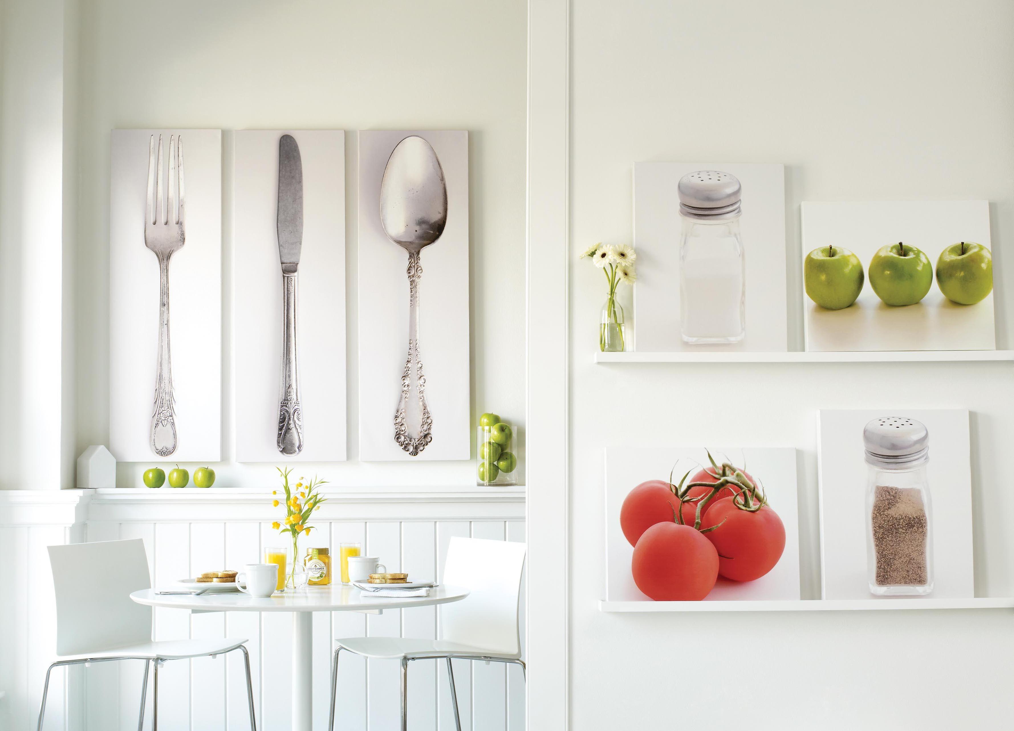 Modern Kitchen Wall Art  Modern kitchen wall decor, Kitchen decor