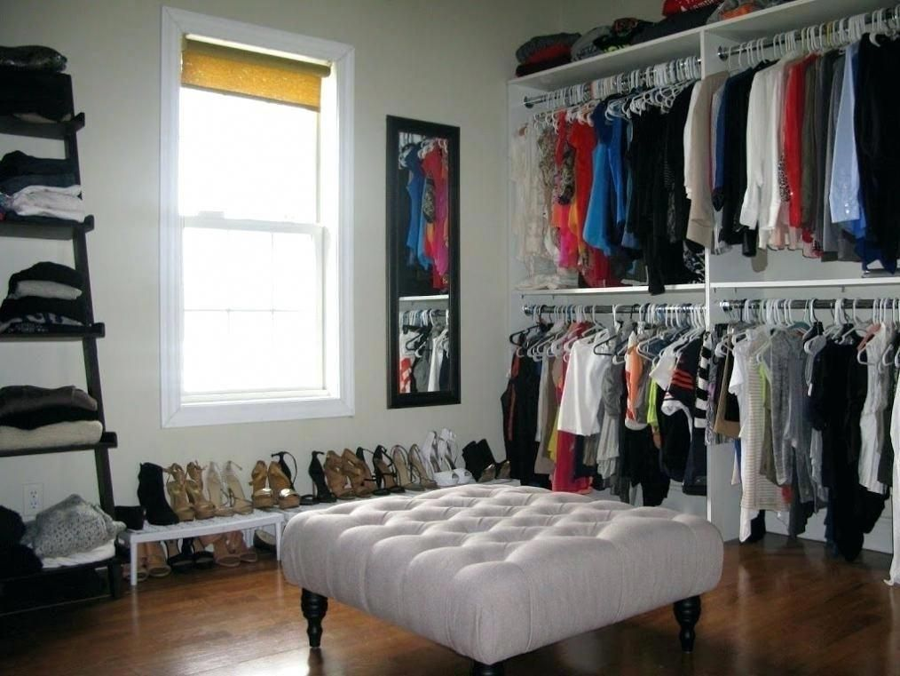Closet Turning A Bedroom