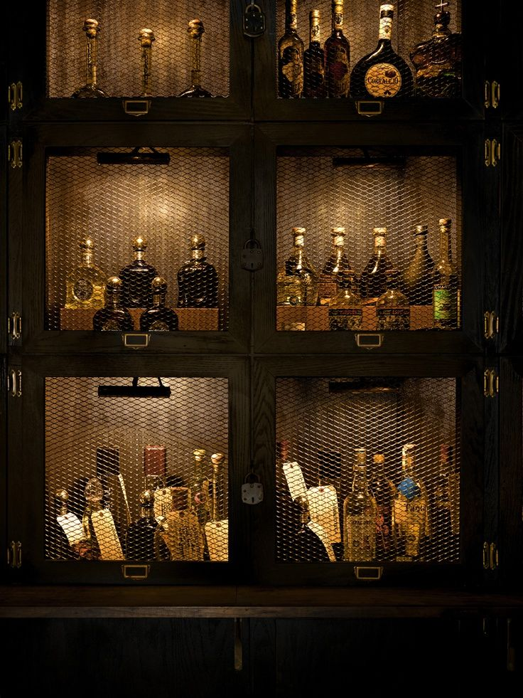 Image Result For Liquor Cabinet With Chicken Wire Doors