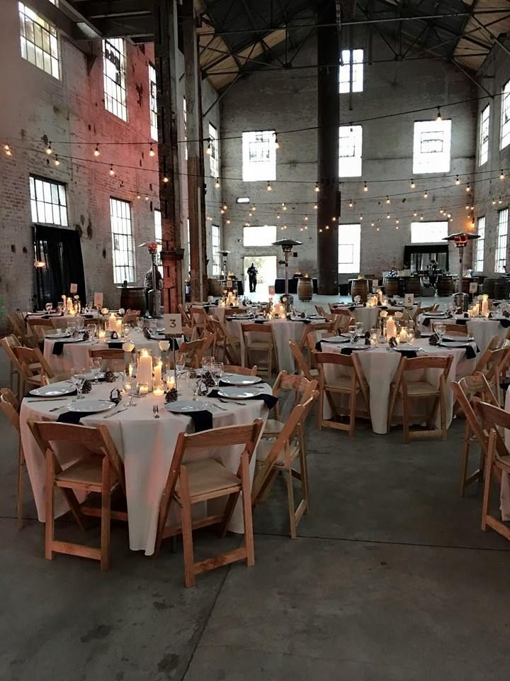 The Old Sugar Mill Clarksburg Ca Boiler Room Reception Wine Country Wedding