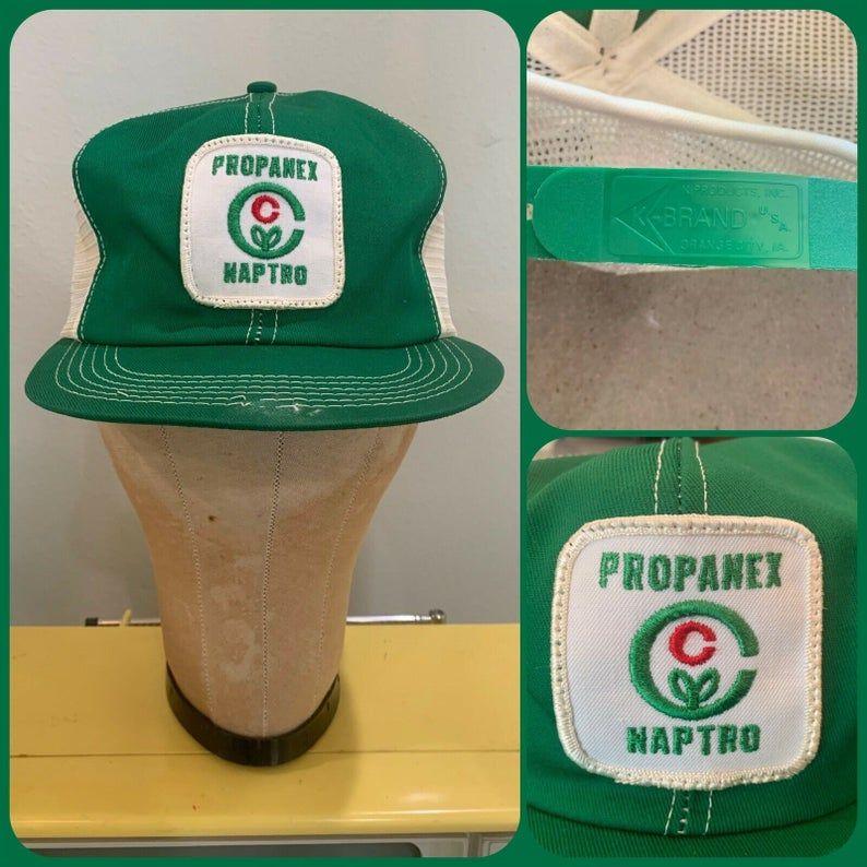 K Brand Snapback Mesh Hat Propane Patch Trucker Cap Gas Oil Etsy Mesh Hat Hats Trucker Cap