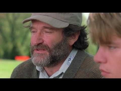 Good Will Hunting Park Bench Scene Good Will Hunting Robin Williams Movies Robin Williams