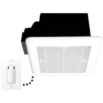 Dewstop F100 W1 Bathroom Ventilation Fan With Fan Control