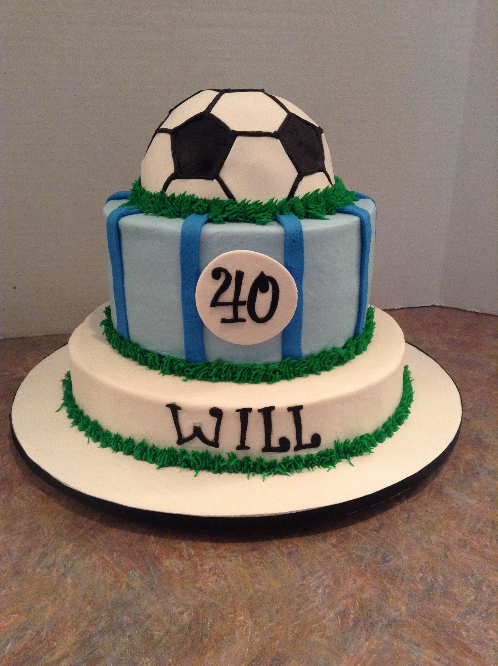 soccer cake ideas great idea soccer cake soccer 7581