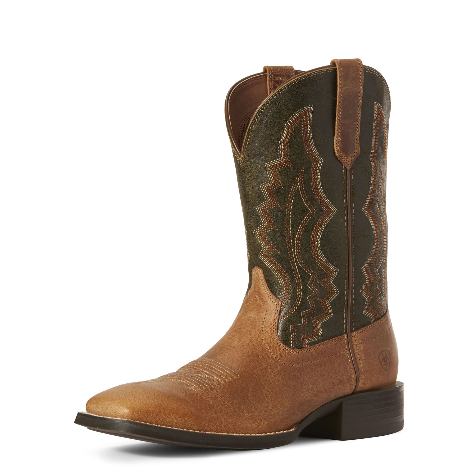 Sport Riggin Western Boot Western boots, Boots, Leather