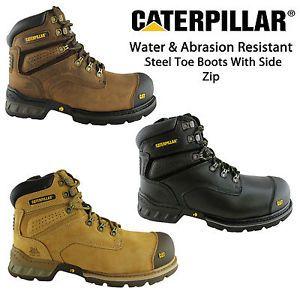 Jual Sepatu Safety Caterpillar Harga Murah Sepatu