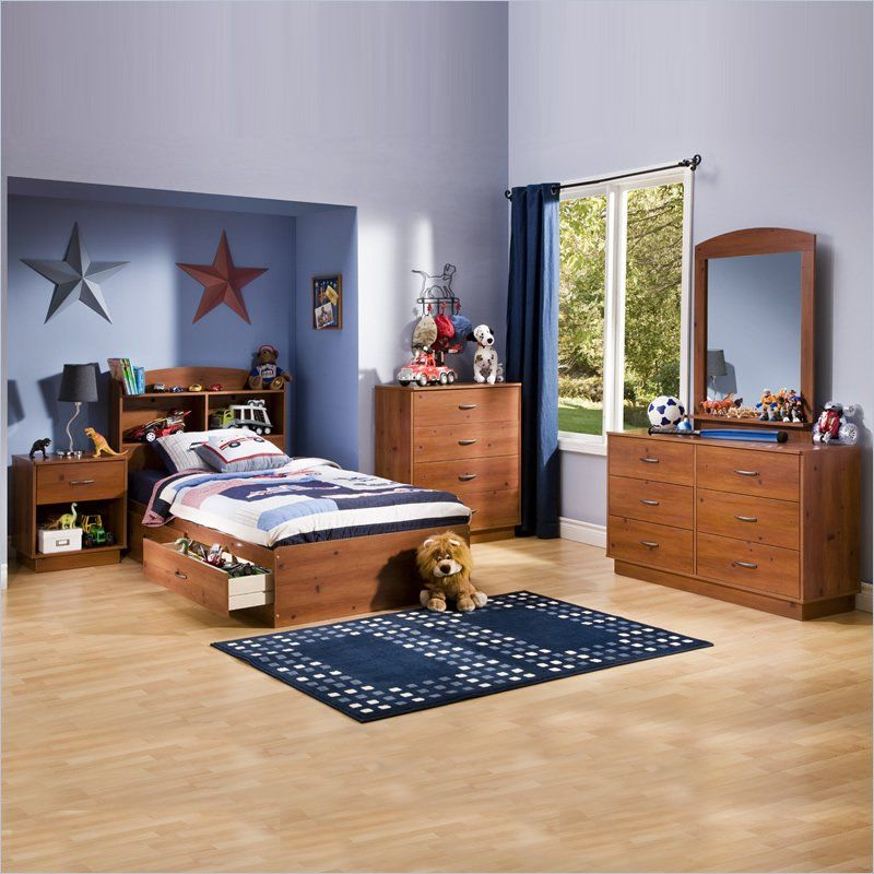 South Shore Logik Kids Sunny Pine Twin Mates 6 Piece Bedroom Set    3342213 6PKG   Lowest Price Online On All South Shore Logik Kids Sunny Pine  Twinu2026