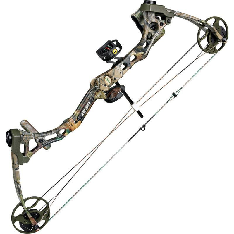 New Bear Apprentice 2 Youth Bow 2060 LB CAMO Complete PKG