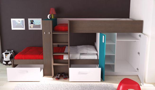 Cat logo conforama dormitorios 2013 dormitorio for Catalogo ikea dormitorios infantiles