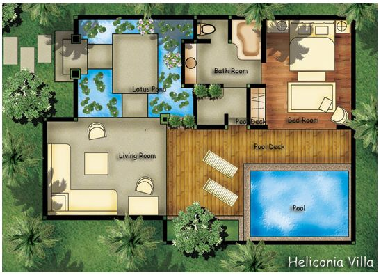 Bali Style Small Homes Google Search Architectural House Plans Cottage House Plans Bali Style Home