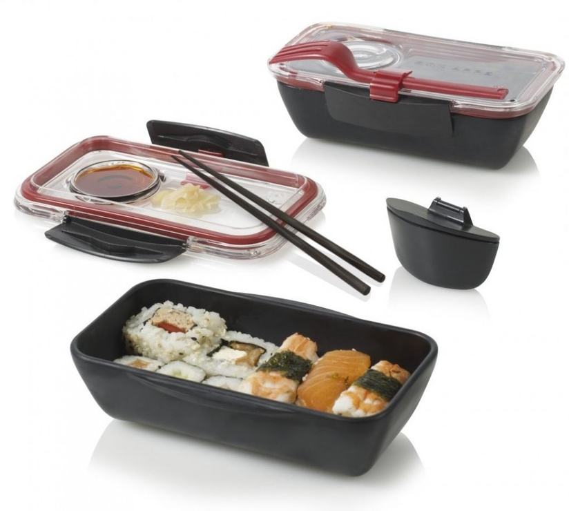 Black and Blum Bento Lunch Box from Gifts with Style