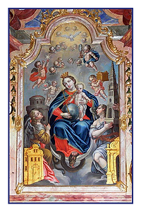 altarpiece of Our Lady of Loreto