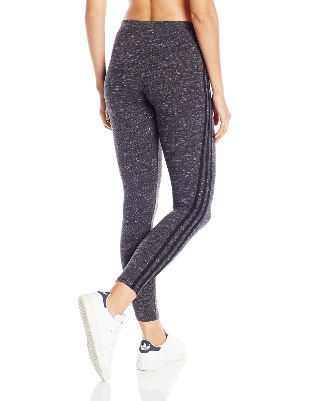 6029ef229 adidas Originals Women's 3-Stripes Leggings at Amazon Women's Clothing  store: