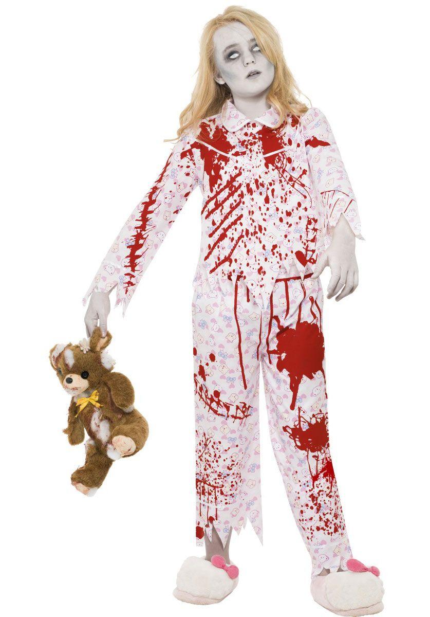 f25735e55bf714 Zombie School Girl Costume | Halloween ideas | Halloween costumes ...
