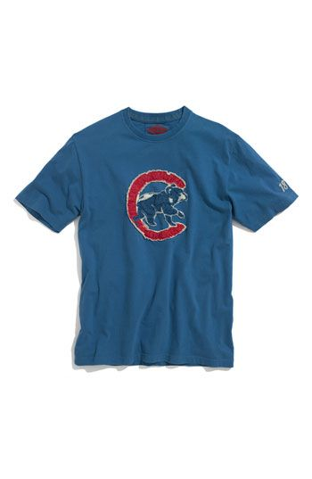 Red Jacket 'Chicago Cubs' T-Shirt