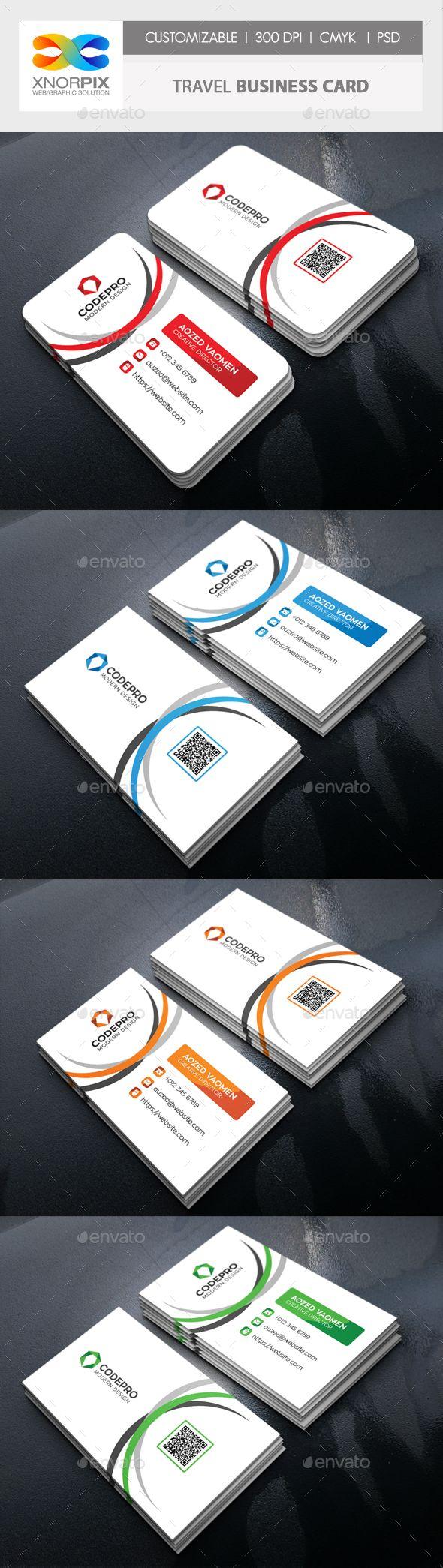 Travel business card cartes de visita carto e visita travel business card corporate business cards download here https reheart Choice Image