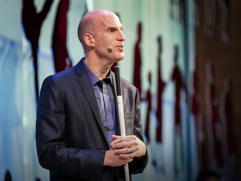 Chris Downey Design with the blind in mind TED Talk