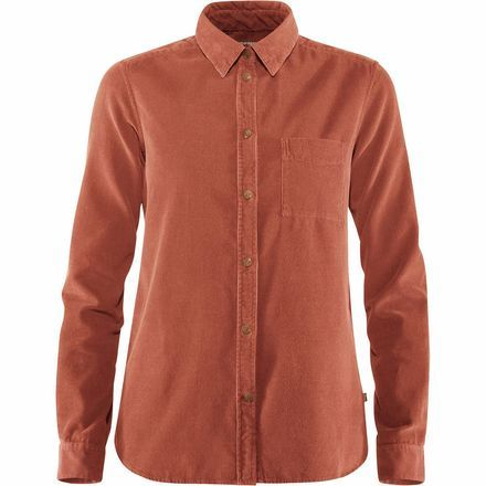 Ovik Cord Shirt – Women's