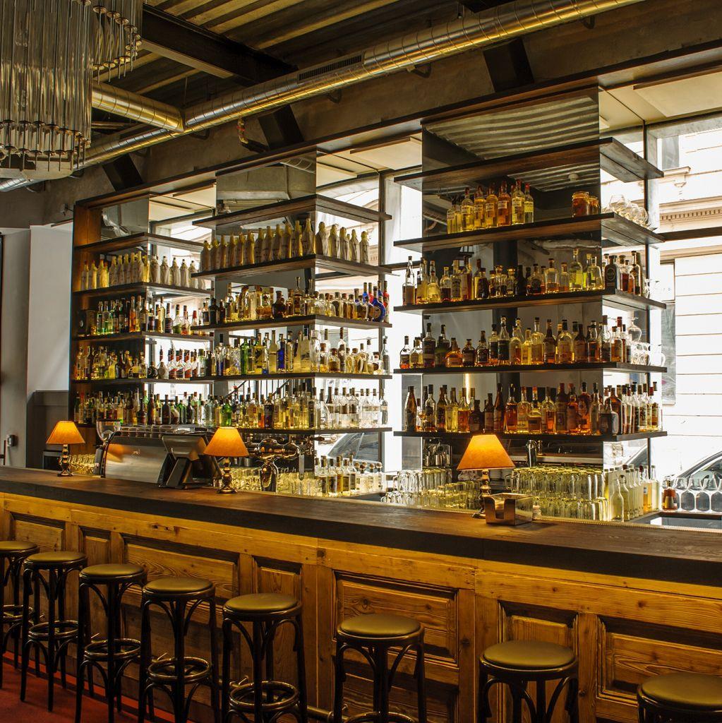 Bar, který neexistuje, Brno   Bar and Restaurant Design   Pinterest ...