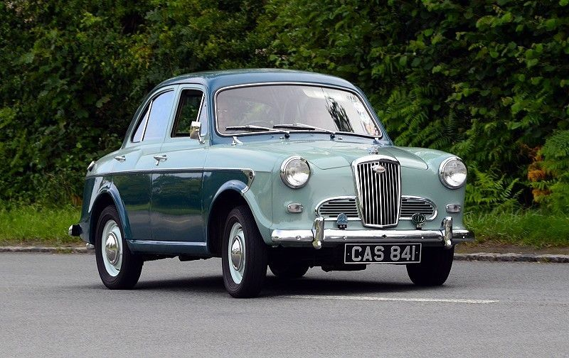 Wolseley 1500 From Minor To Major Classic Cars British Cars