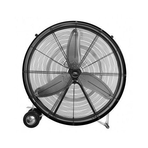 Warehouse Fan Shop Garage Drum Commercial Industrial Cooling Rolling High Speed Industrial Fan Floor Fan Fans For Sale