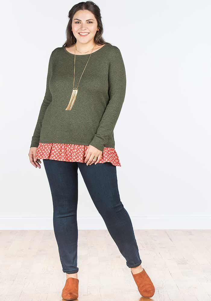 My Miracle Sweater - Matilda Jane Clothing