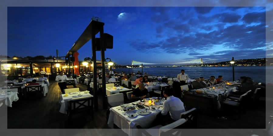 Del Mare Ristorante May Be The Best Fish Restaurant In Town Istanbul Istanbul Renkler Ense