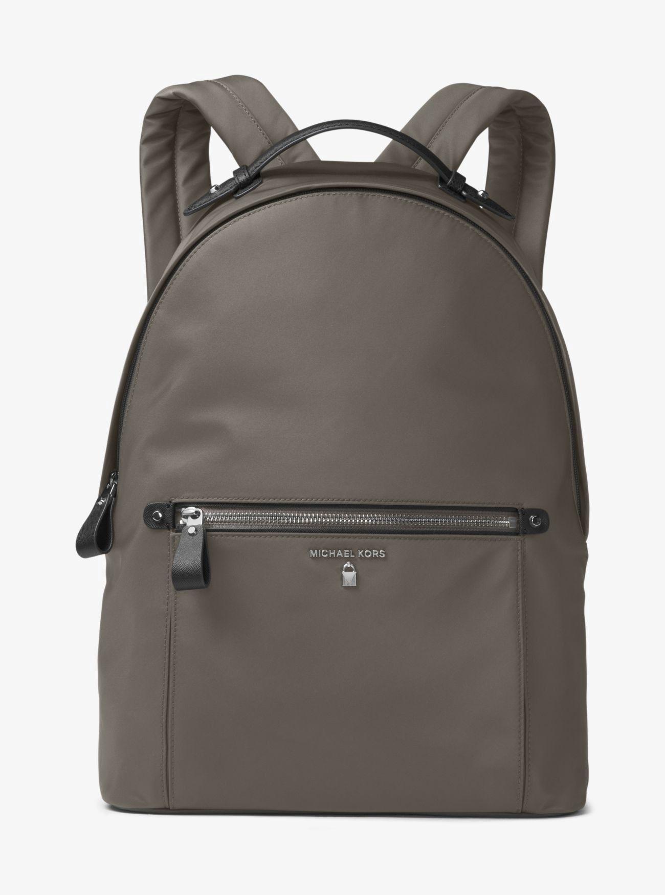 MICHAEL KORS Kelsey Nylon Backpack.  michaelkors  bags  leather  nylon   backpacks   0c23afe5a5e8a