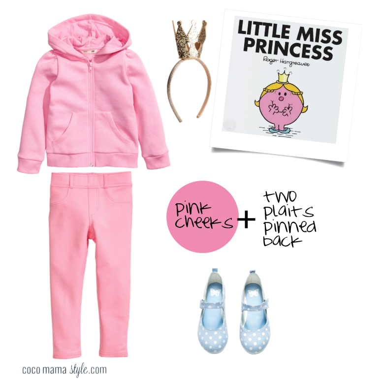 5 Easy Mr Men Little Miss Outfits For World Book Day Easy Book Week Costumes Book Day Costumes Book Week Costume