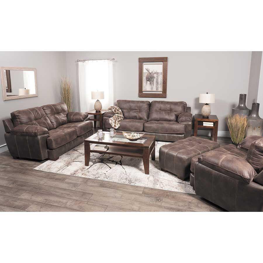 Drummond Living Room Set Dusk Jackson Furniture: Furniture, Love Seat, Home Decor