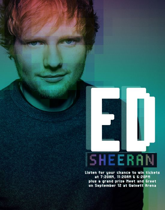 Win tickets to see ed sheeran click here power 961 ed sheeran win tickets to see ed sheeran click here power 961 ed sheeran contest m4hsunfo