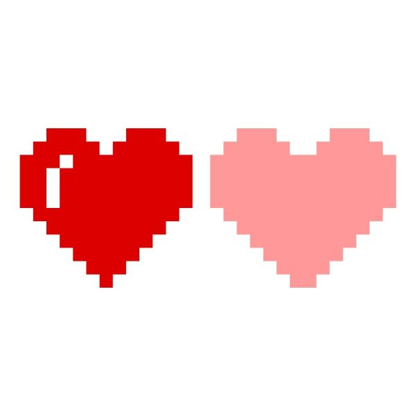 Pixel Heart Svg Cuttable Design Pixel Heart Pixel Design Pixel heart pixelart hearts cute pixels pixelanimation love pixelicon. pixel heart svg cuttable design pixel