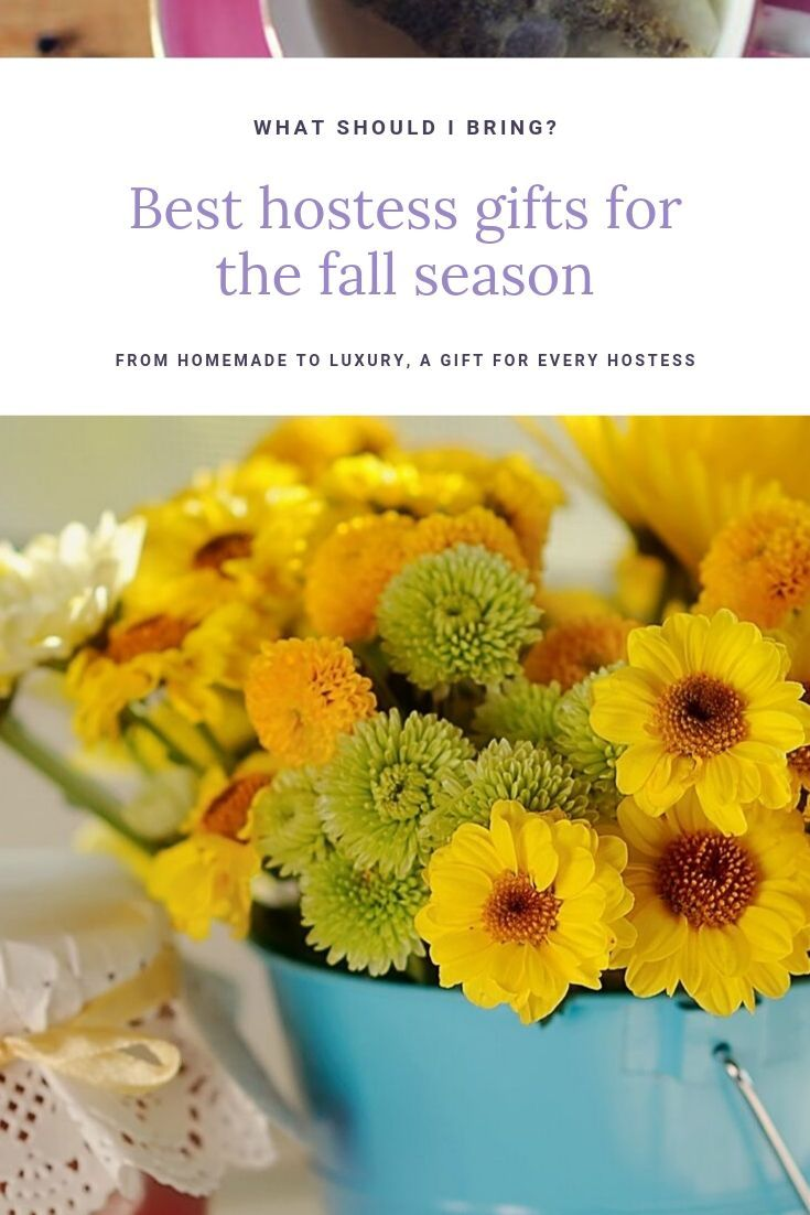 Great Hostess Gifts for the Fall Season Everyone Will Love To take the stress out of finding the perfect hostess gifts for the fall season Here are ideas for homemade hos...