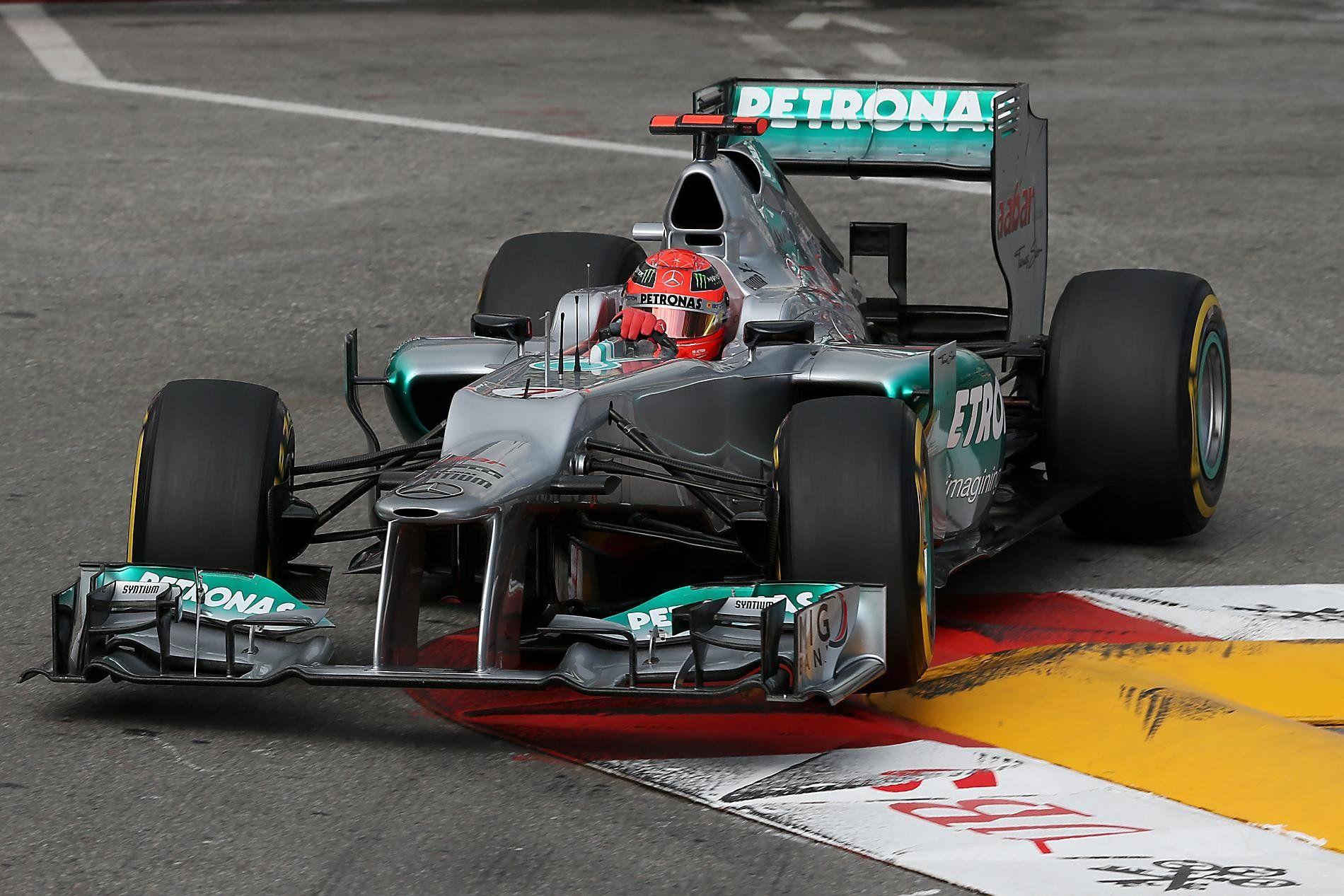 Michael Schumacher 2012 Michael schumacher, F1 motorsport